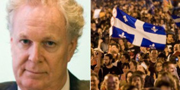 Jean Charest Powerpoint Leak: Parts Of Quebec Government's Election Platform Released To