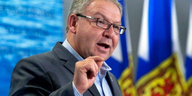 Nova Scotia Election: Darrell Dexter Steps Up Criticism Of Liberal Health