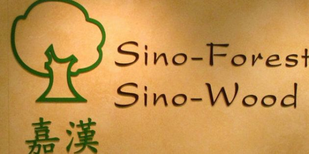 Sino-Forest Default Notices: Troubled Forestry Company Seeks Way