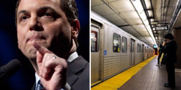 Toronto Subway: Tim Hudak Wants To Order City To Build Underground Transit Even If Council Wants