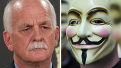 Parliament Targets Anonymous Over Vic Toews