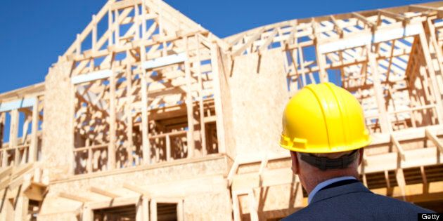August Building Permits Down 21.2 Per Cent, Statistics Canada