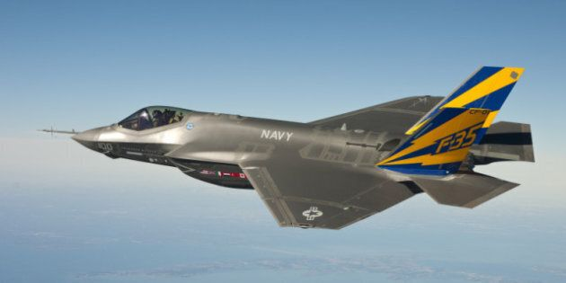 F-35: Japan Picks Lockheed Martin Fighters To Replace Aging Jets In Its Air