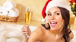 An Hour-By-Hour Look At How Holiday Excess Can Affect