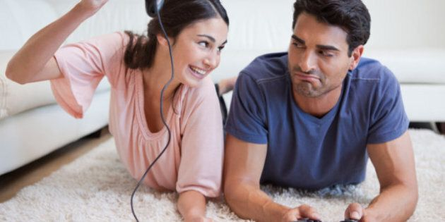 Video Games For Grown-ups: The Gift