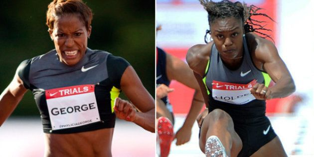 Jessica Zelinka, Phylicia George And Nikkita Holder To Represent Canada In Semifinals Of Women's 100M...