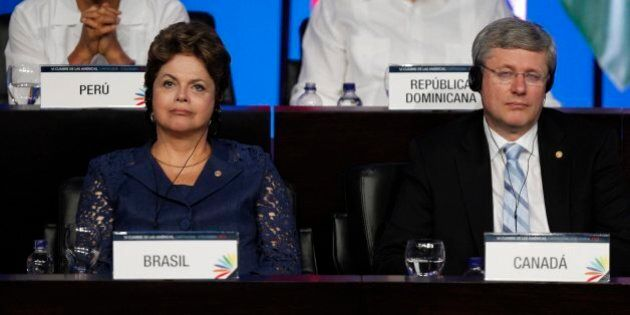 Canada Spying On Brazil? President Dilma Rousseff Tells Harper Government To Explain