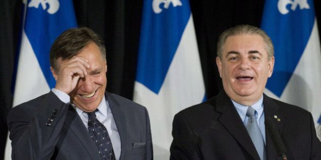 Quebec Election 2012: Legault Says 'There Will Be Only One Boss' In Response To Duchesneau