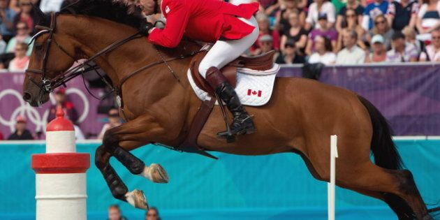 Olympic Team Equestrian Jumping: Canada Places Fifth As Great Britain Takes Gold At London