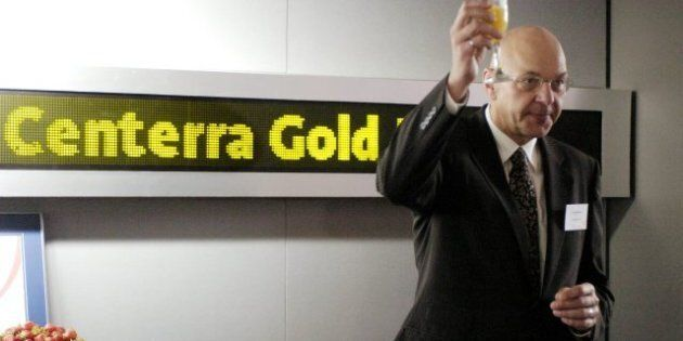 Centerra Gold Mine Protest In Kyrgyzstan Draws