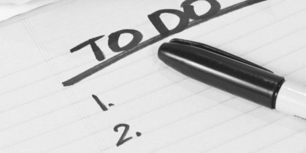 New Year's Resolutions 2012: The Top Resolutions For