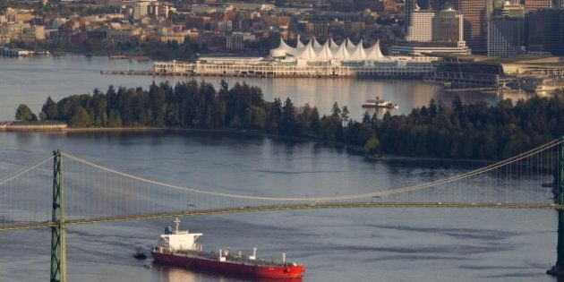 Enbridge Northern Gateway Pipeline: What Will 500 Extra Tankers Off B.C. Coast