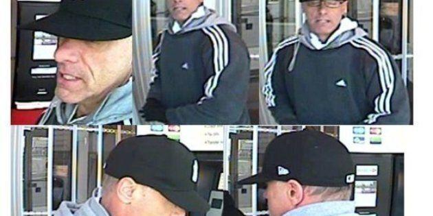 'Vaulter' Bank Robber Reward Set At