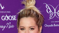 The Top Knot Isn't Only For Bad Hair Days: It's Going