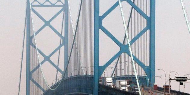 What Delayed the Detroit Bridge? Stubborn