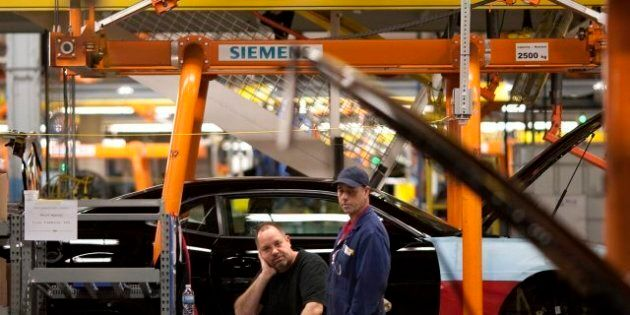 Canada Auto Industry Returning To Pre-Recession Norms, Minus