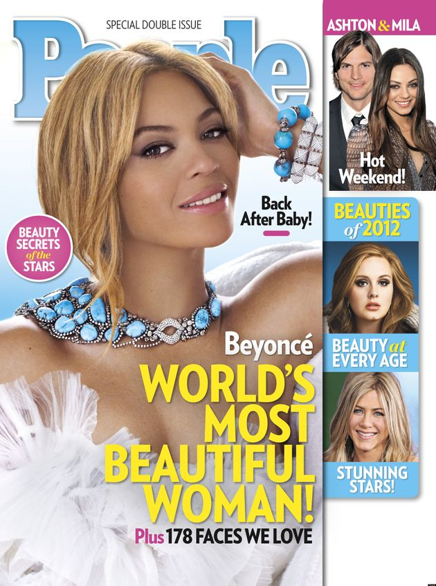 People's Most Beautiful Women 2012: Magazine List Includes Beyonce, Jessica Pare