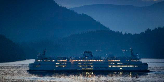 BC Ferries Net Loss At $16.5 Million After Vehicle Traffic Hits 13-Year