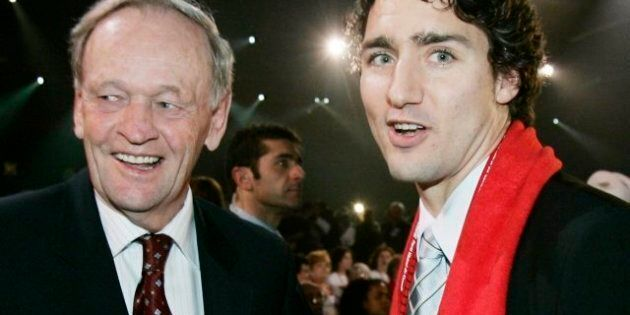 Chrétien Weighs In On Liberal Leadership