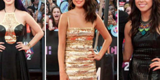 MMVA 2012 Fashion: Celebs Strut Their Style Stuff For The Much Music Video Awards Fans