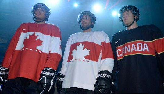 This Is What Team Canada Will Be