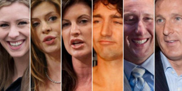 Sexiest MPs In Ottawa: Hill Times Lists Canada's Hottest Politicians