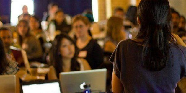 Ladies Learning Code: Non-Profit Helps Young Women Get