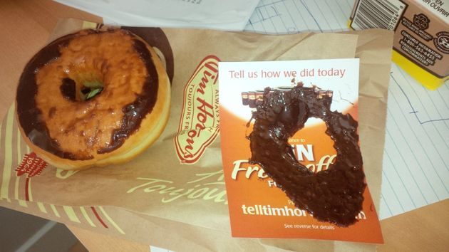 The Most Ironic Tim Hortons Fail Ever
