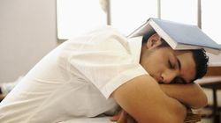 Could Too Few Zzzs Affect Teens Getting