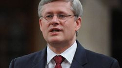 Harper's Poll Numbers Drop