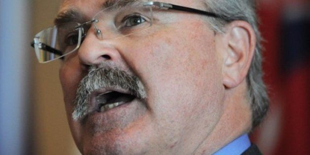 Agriculture Minister Gerry Ritz Defends Travel