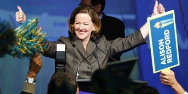 Alison Redford: Polls Indicate Alberta's PC Leader Likely To Remain