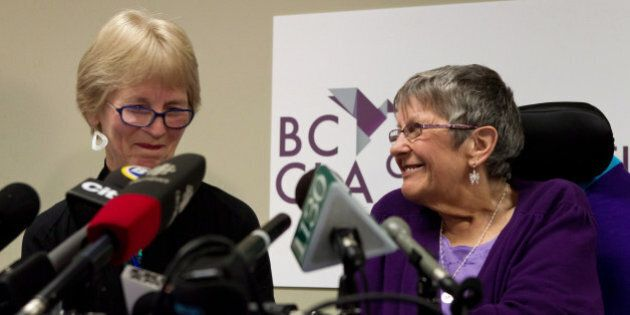 Assisted Suicide Law: Court Set To Rule In Kay Carter