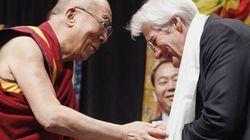 The Dalai Lama (And Richard Gere) In