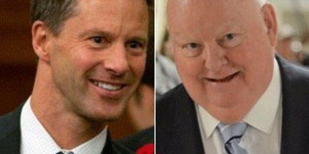 Nigel Wright Had Binder Full Of Details On Senator Mike