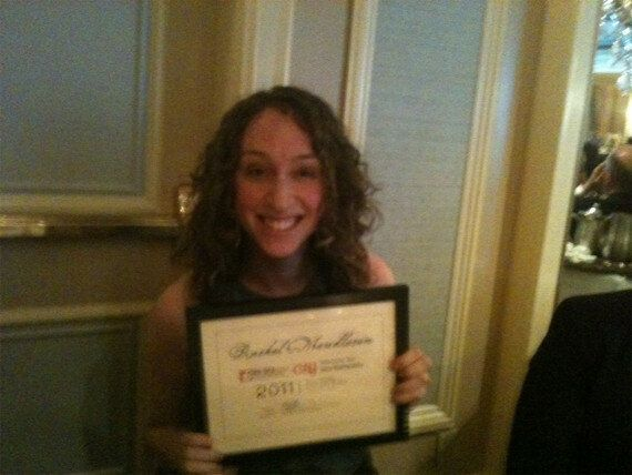 The Huffington Post Canada's Rachel Mendleson Wins CAJ's Inaugural Labour Reporting