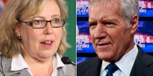 Elizabeth May's Budget Quiz: Take The C-38 Test The Green Party Leader Is Challenging Tory MPs