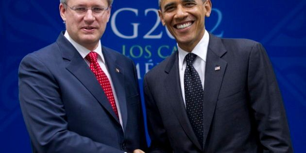 Canada Scores Invite To Trans-Pacific Partnership Talks At 2012 G20