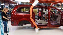 Chrysler's Windsor Plant Suspended Amid Labour