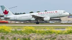 Labour Strife Drove Us Deeper Into The Red, Air Canada