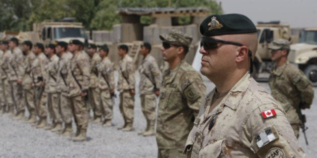 Mike Day, Canada Commander In Kabul, Urges Troops To Be A Friend To Lonesome Soldiers Over The