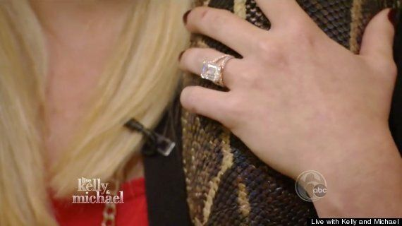 Hayden Panettiere's Engagement Ring: 'Nashville' Star Shows Off Sparkler On 'GMA'