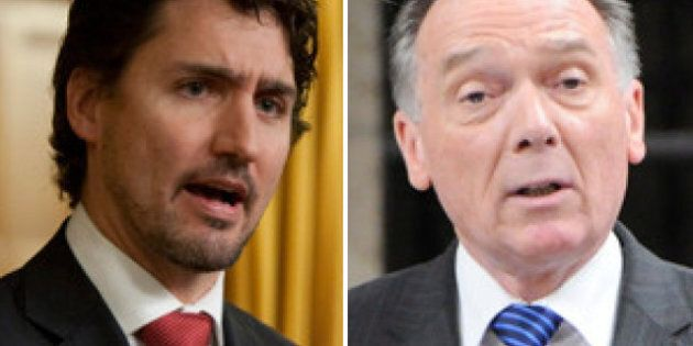 Justin Trudeau On Peter Kent: Calling Environment Minister A 'Piece Of S**t' Was Ugly But It