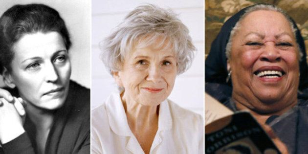 Nobel Women: Alice Munro And Other Women Who Won Literature's Top