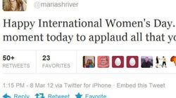 Celebs Tweet On International Women's
