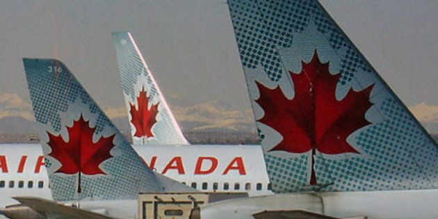 Air Canada Non-Stop Flights From Edmonton To London Grounded This