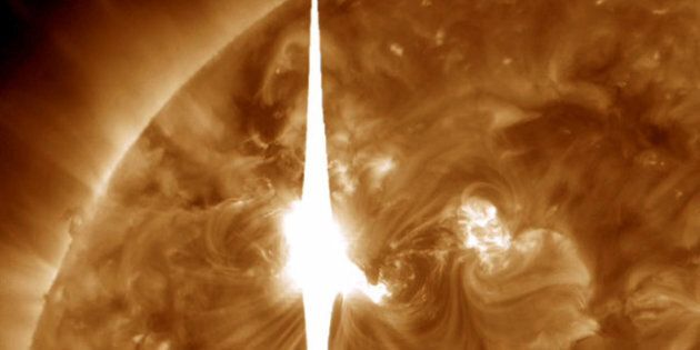 Solar Storm: Flares Reach Canada, Few Problems