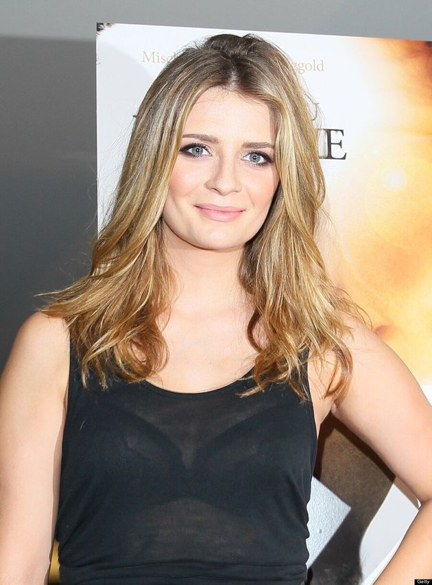 Mischa Barton's Erdem Outfit Falls Flat At 'I Will Follow You Into The Dark' Premiere