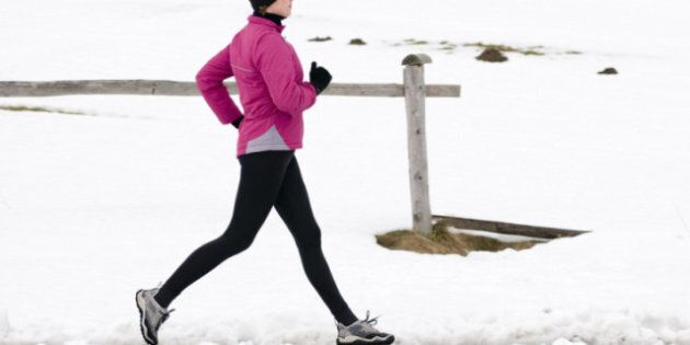 Working Out In Winter: Proper Prep, Gear, Diet All