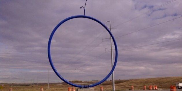 Travelling Light Twitter Account: Calgary Public Art Display Takes On Internet With Angst-Filled